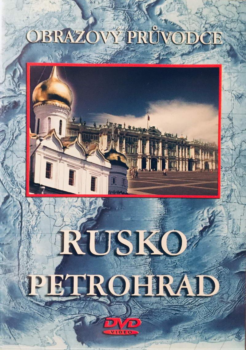 Obrazový průvodce - Rusko Petrohrad - DVD /plast/