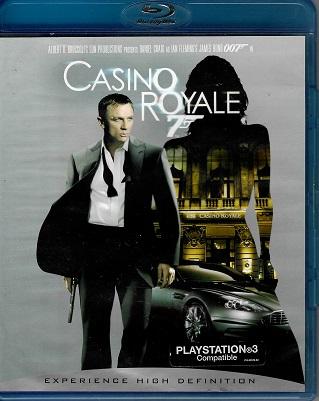 Casino Royale ( blu-ray )