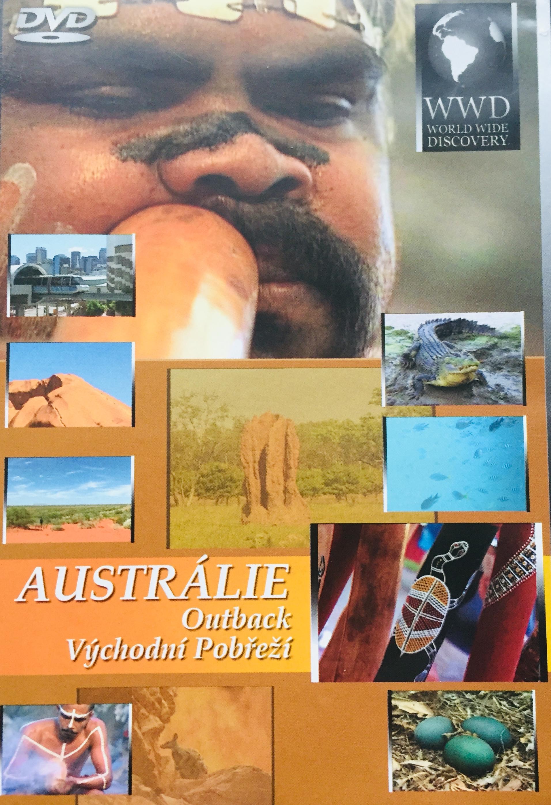 Austrálie - WWD - DVD /plast/