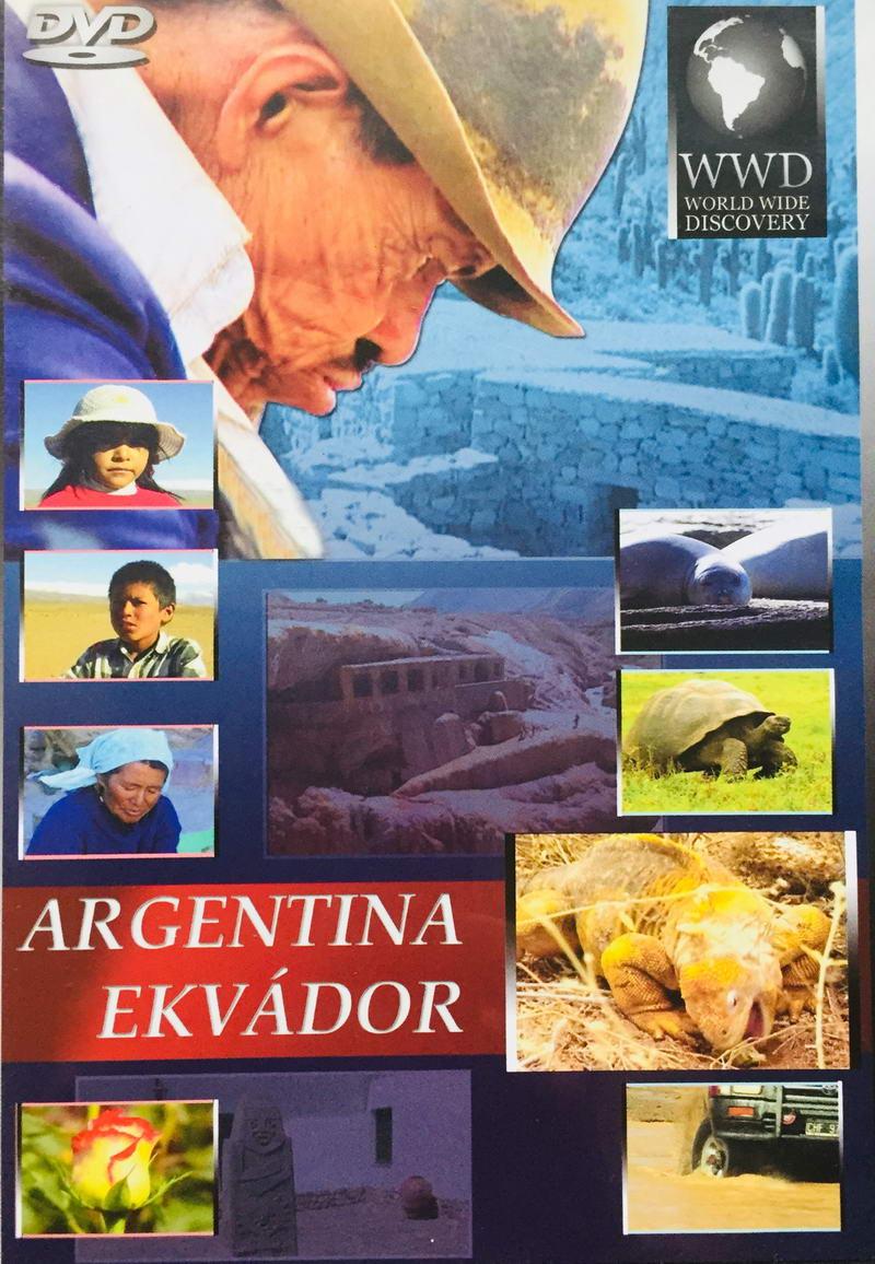 Argentina / Ekvádor - WWD - DVD /plast/