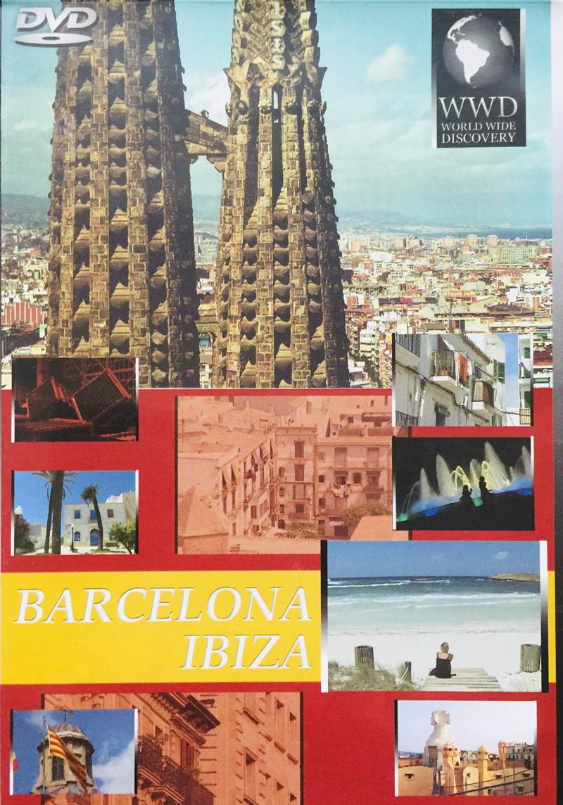 Barcelona / Ibiza - WWD - DVD /plast/