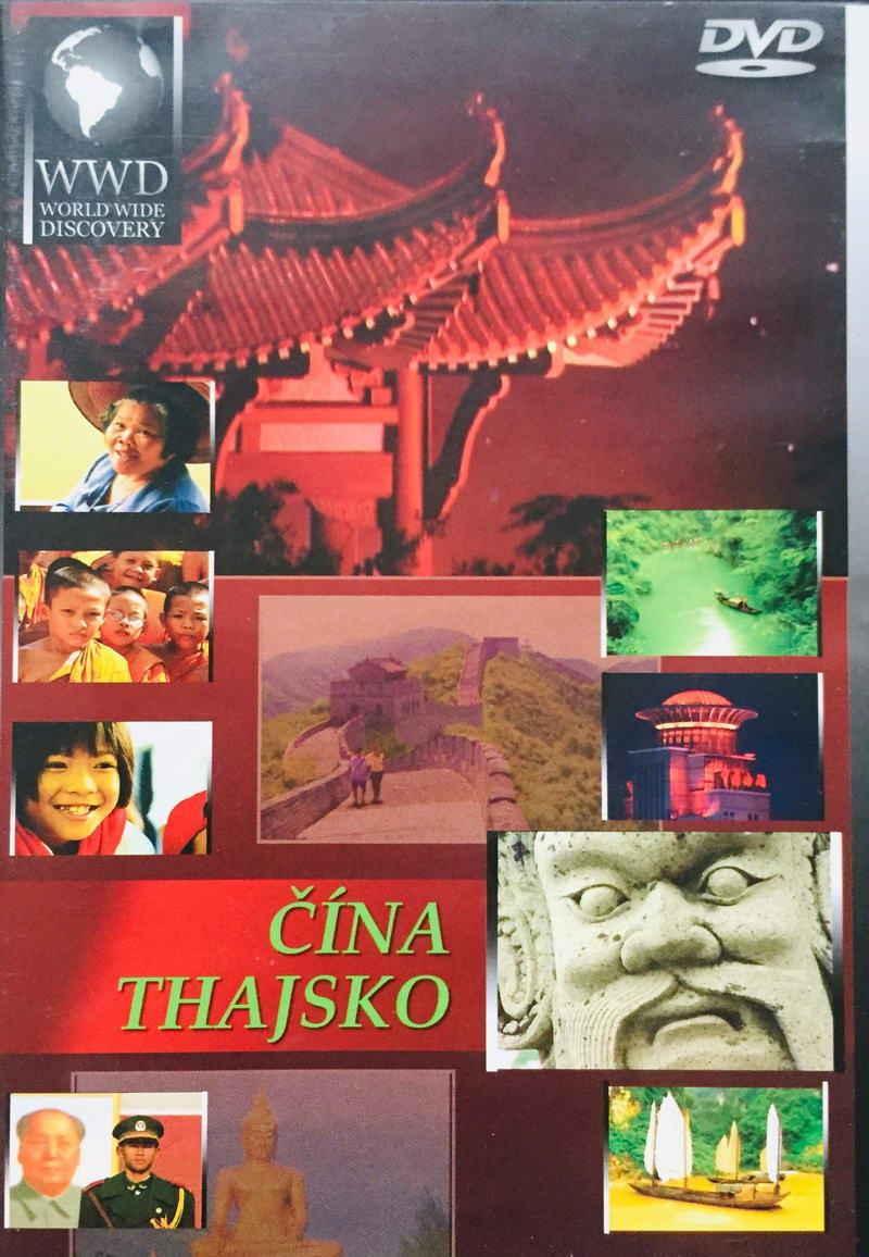 Čína / Thajsko - WWD - DVD /plast/