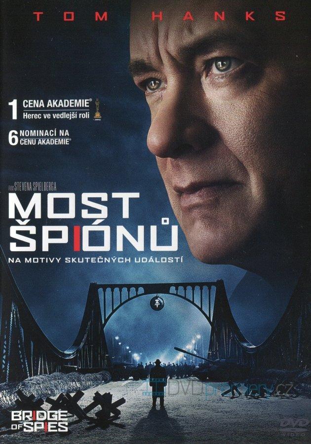 Most špiónů - DVD /plast/