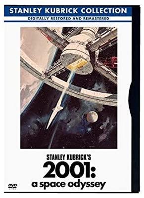 2001: a space odyssey / Vesmírná odysea - Stanley Kubrick Collection - DVD /plast/