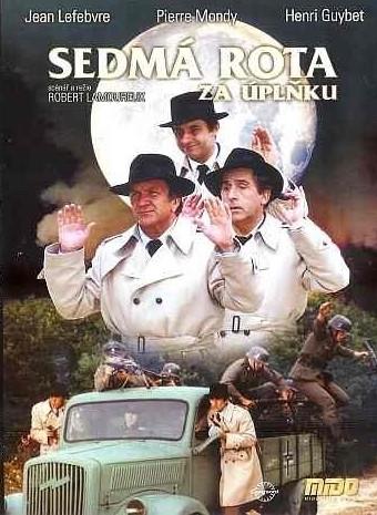 Sedmá rota za úplňku - DVD /slim/