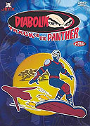 Diabolik - Track of the Panther - 2 x DVD /plast/