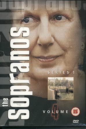 The Sopranos / Rodina Sopránů - Volume 4 - DVD /plast/