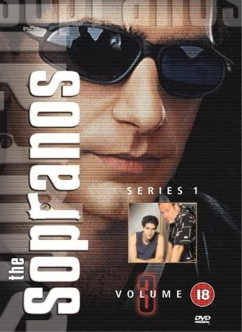 The Sopranos / Rodina Sopránů - Volume 3 - DVD /plast/
