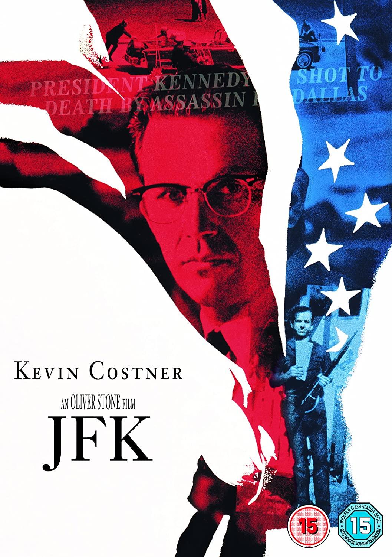 JFK - DVD /plast/