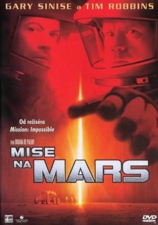 Mise na Mars - DVD /plast/