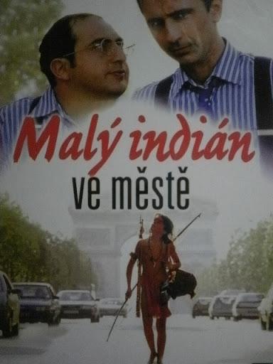 Malý indián ve městě - DVD /digipack/
