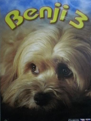 Benji 3 - DVD /digipack/