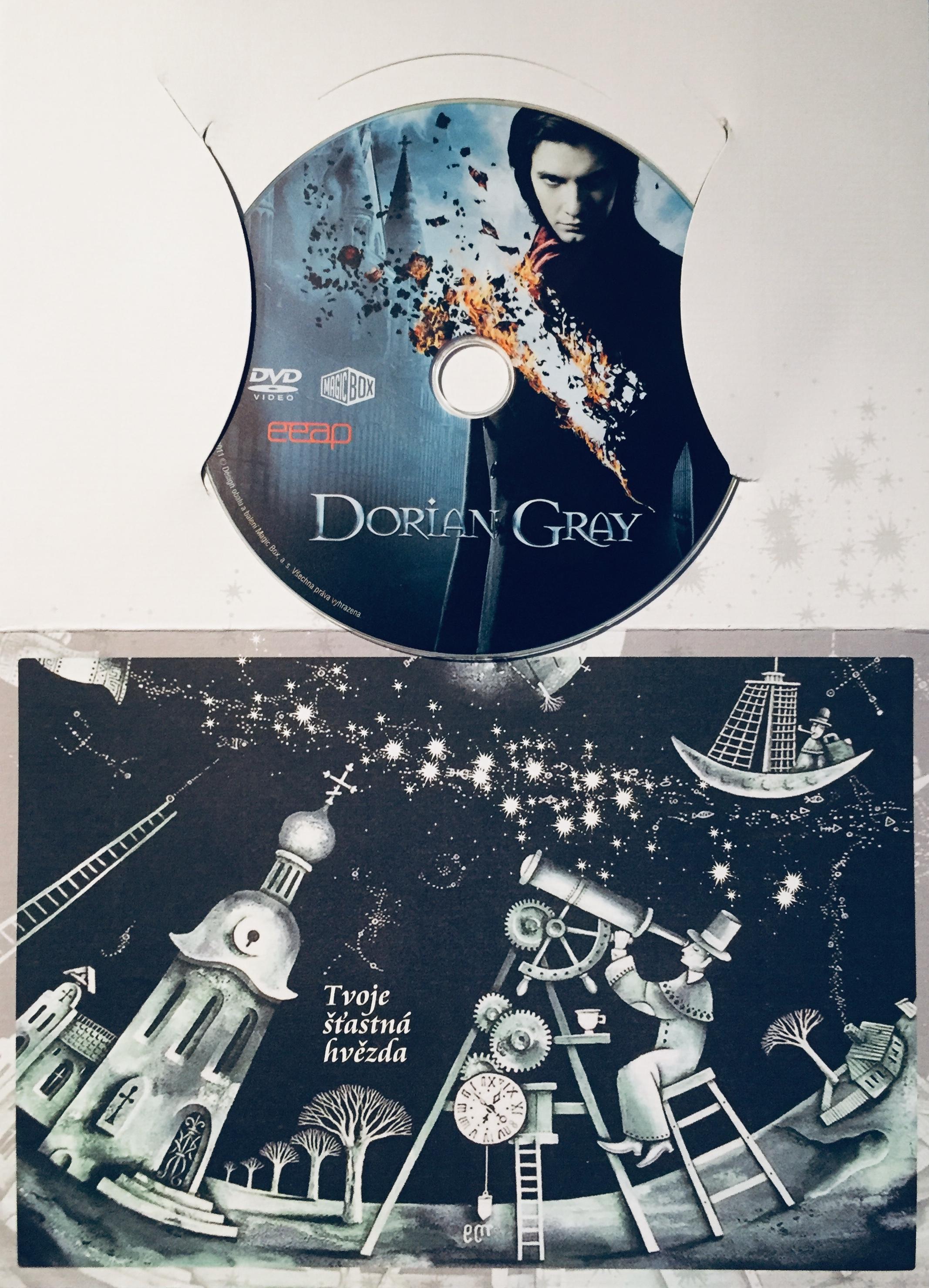Dorian Gray - DVD /dárkový obal/