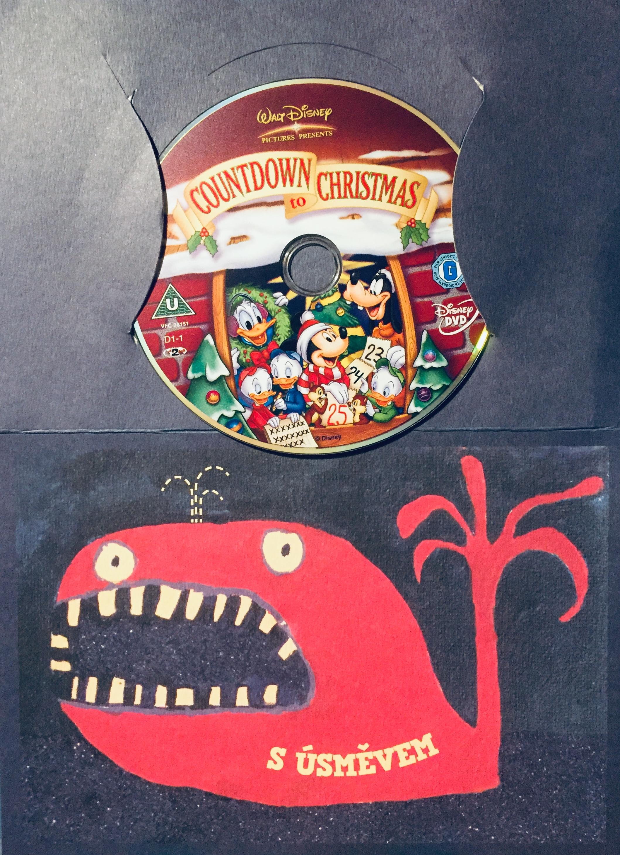Vánoce jsou za dveřmi - DVD /dárkový obal/