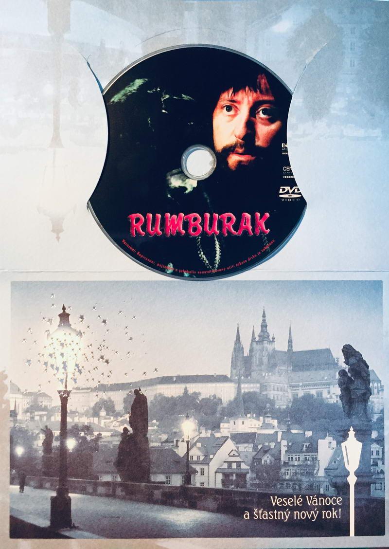 Rumburak - DVD /dárkový obal/