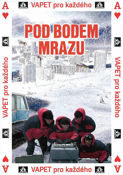 Pod bodem mrazu - DVD
