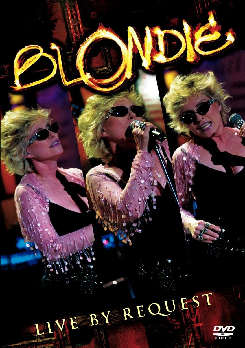 Blondie - Live by request - DVD /plast/