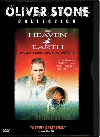 Heaven & Earth - Oliver Stone Collection - DVD /plast/