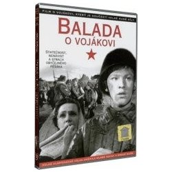 Balada o vojákovi - DVD /plast/