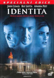 Identita - Speciální edice - DVD /plast/