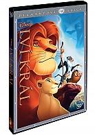 Lví král - diamantová edice - DVD /plast v šubru/