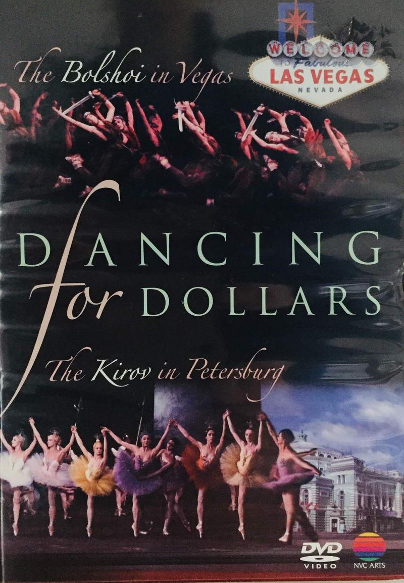 Dancing for Dollars - DVD /plast/