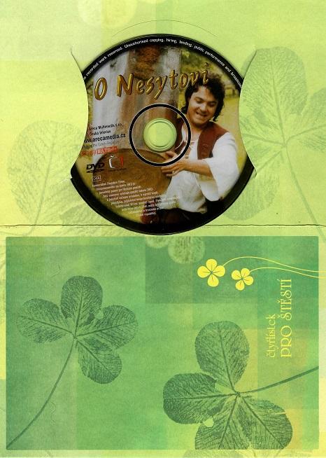 O nesytovi ( dárkový papír obal ) DVD