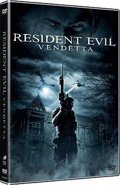 Resident Evil - Vendeta - DVD /plast/