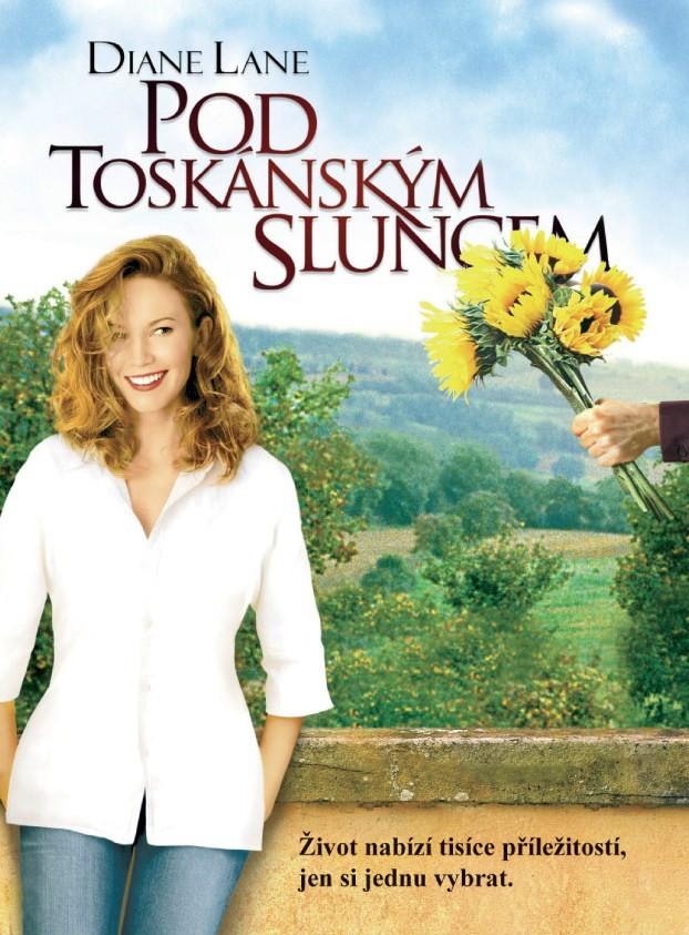 Pod Toskánským sluncem - DVD /plast/