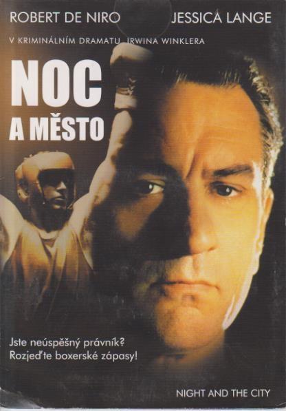 Noc a město - DVD