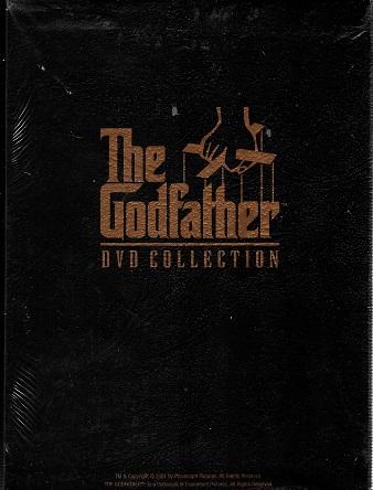 Kolekce The Godfather / Kmotr ( originální znění, titulky CZ )