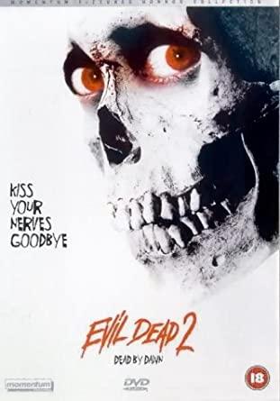 Evil Dead 2 - DVD /plast/
