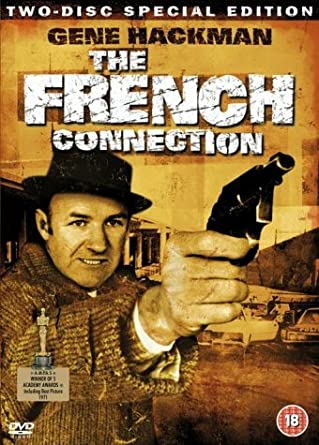 The French Connection - DVD /plast/