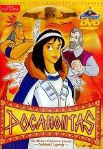 Pocahontas - DVD /plast/