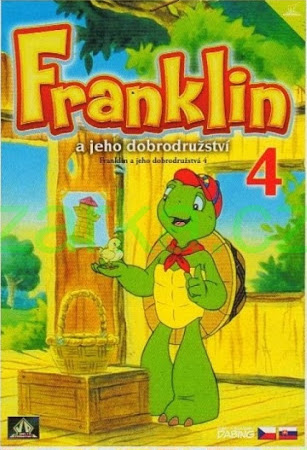 Franklin a jeho dobroružství 4 - DVD /digipack/