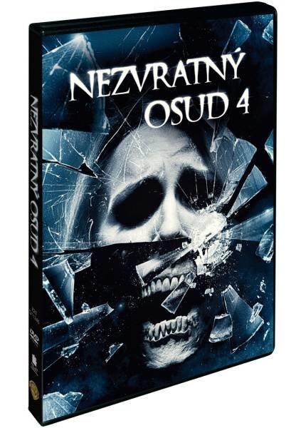 Nezvratný osud 4 - DVD /plast/
