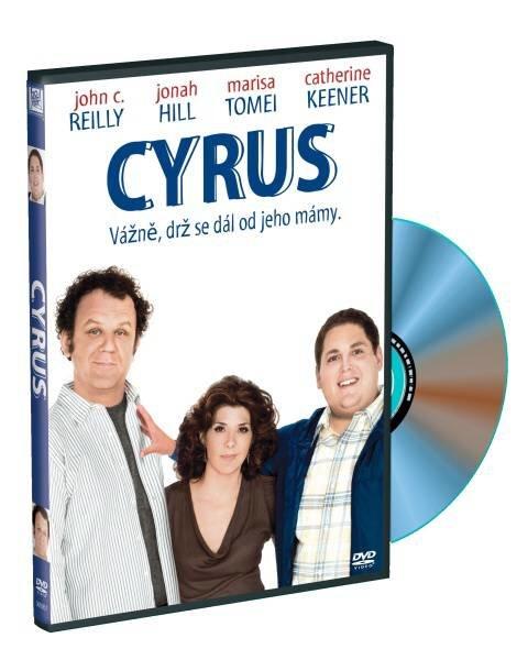 Cyrus - DVD /plast/