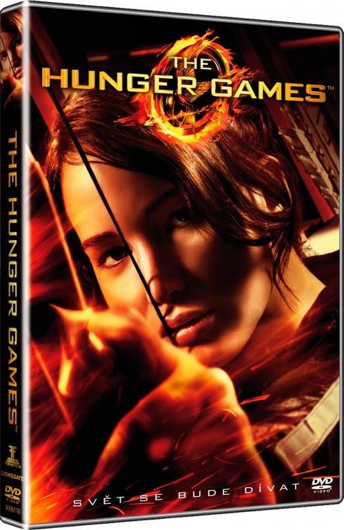 The Hunger Games - DVD /plast/