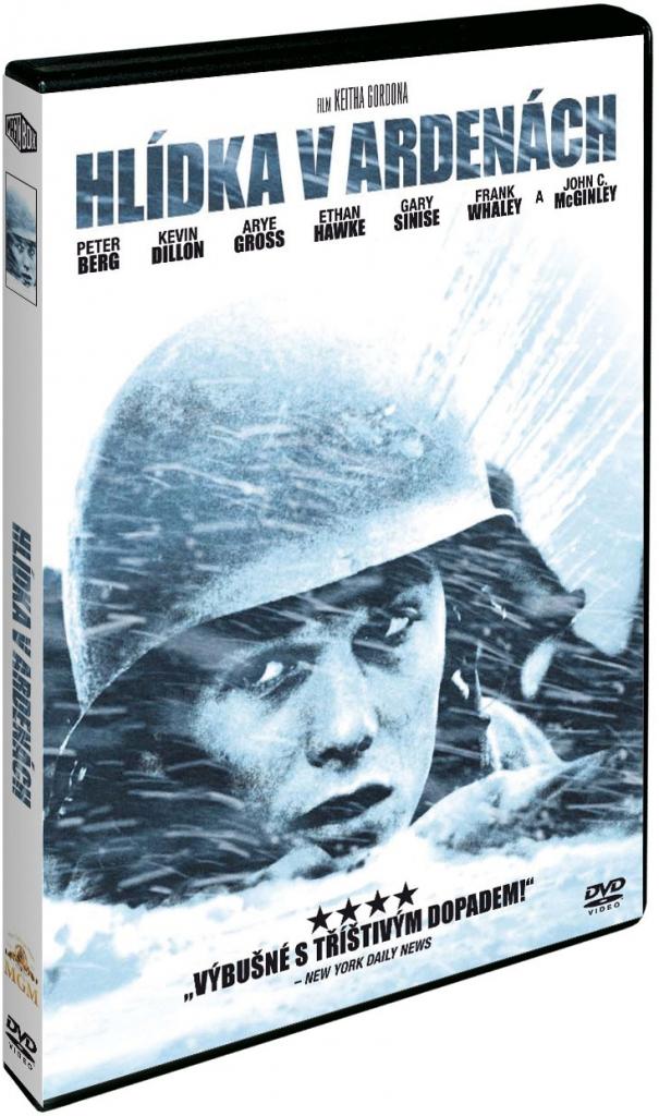 Hlídka v Ardenách - DVD /plast/
