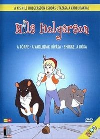 Nils Holgerson - DVD /plast/