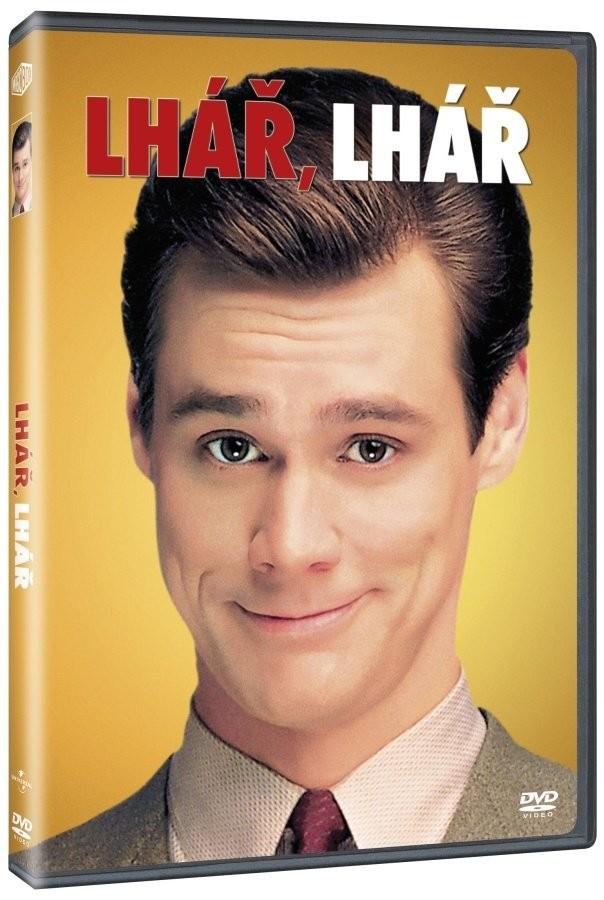 Lhář, lhář - DVD /plast/