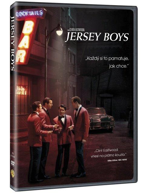 Jersey Boys - DVD /plast/
