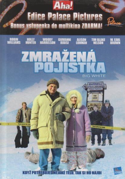Zmražená pojistka - DVD