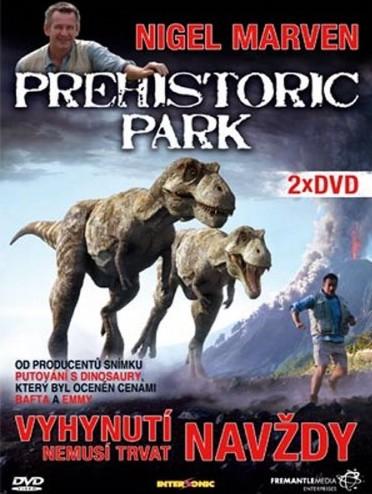 Prehistoric Park - 2xDVD /plast/