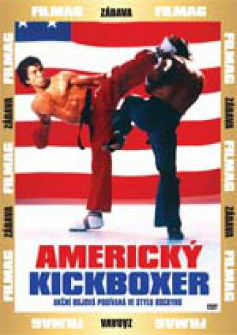 Americký kickboxer - DVD