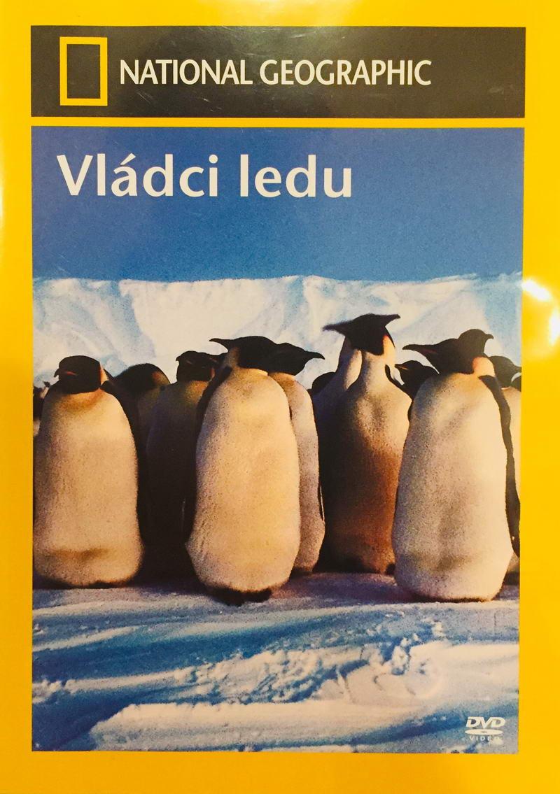 Vládci ledu - National Geographic - DVD /plast/