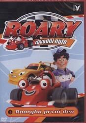 Roary - závodní auto - DVD /plast/