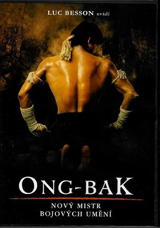 Ong-Bak ( plast ) DVD