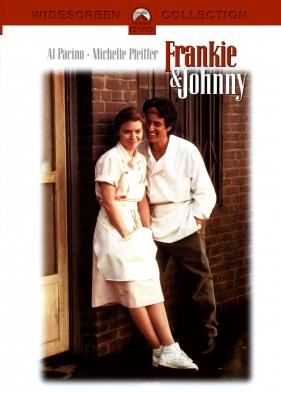 Frankie & Johnny - DVD /plast/