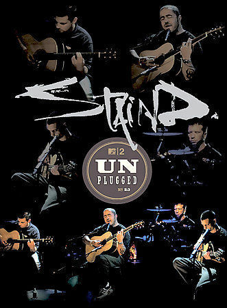 Staind - Unplugged - DVD /plast/